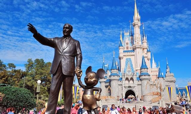Ingressos dos Parques Disney em Orlando 3