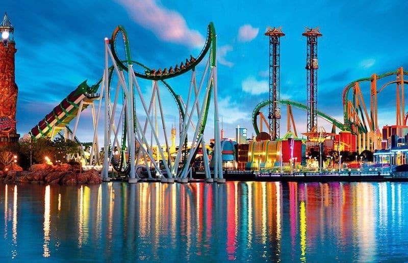 Los mejores parques de Orlando